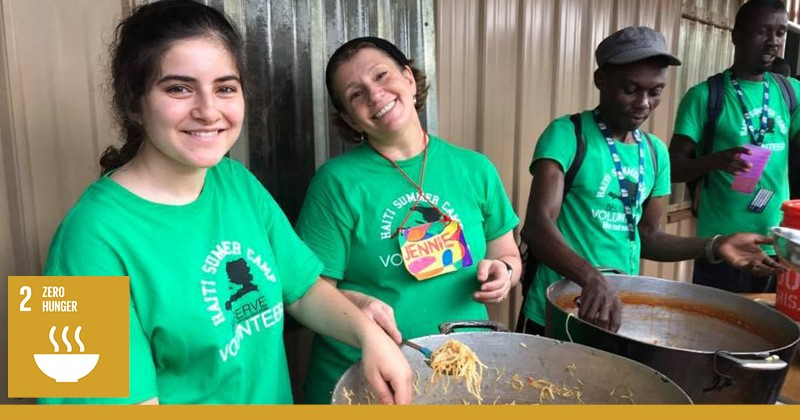 HavServe Summer Camp: Zero Hunger