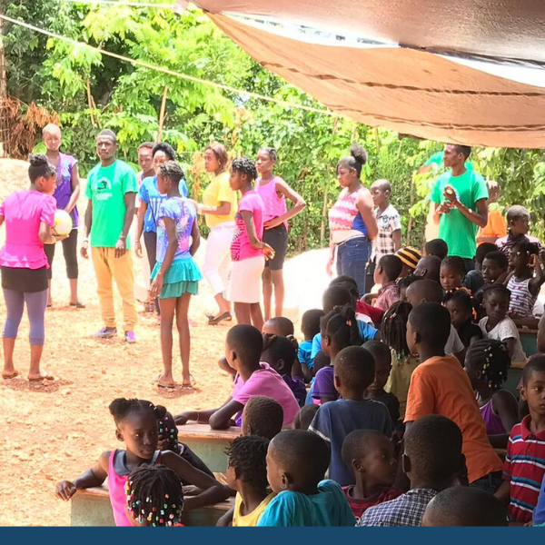 HavServe in Haiti 2019