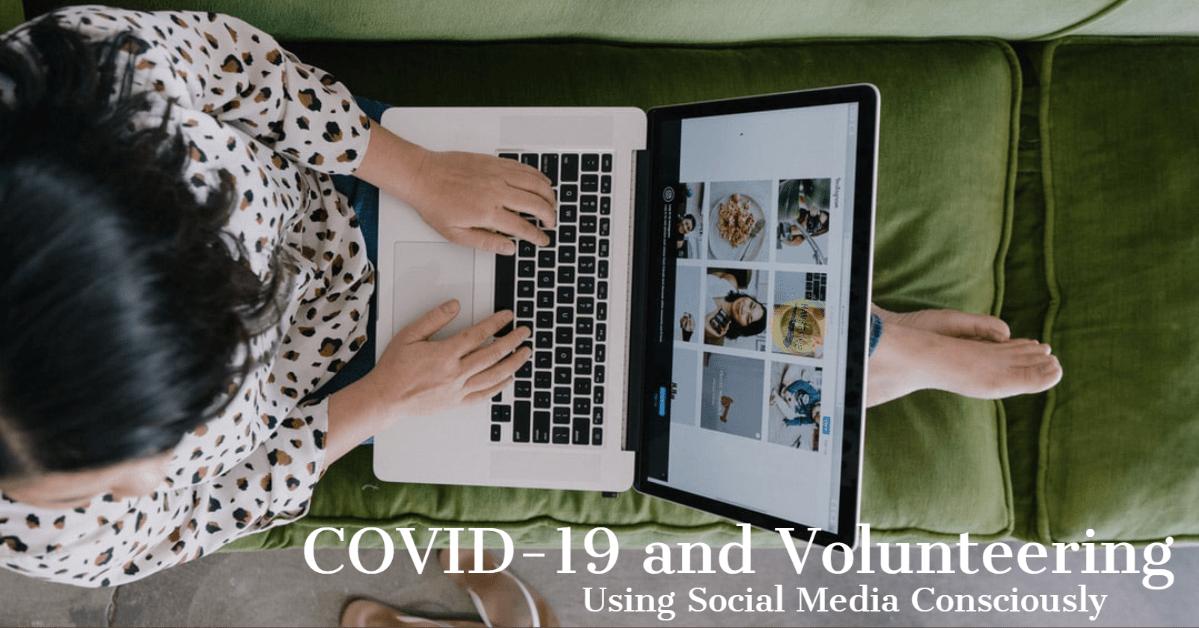 COVID19-Using Social Media Consciously